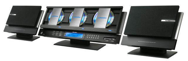 karcher mc 6570 kompaktanlage 3 fach cd wechsler cd mp3 sd karten usb stereo. Black Bedroom Furniture Sets. Home Design Ideas