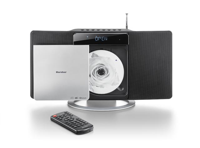 Karcher MC 6580D Kompaktanlage Mit CD Player