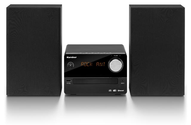 Karcher MC 6470D Kompaktanlage CD-Player
