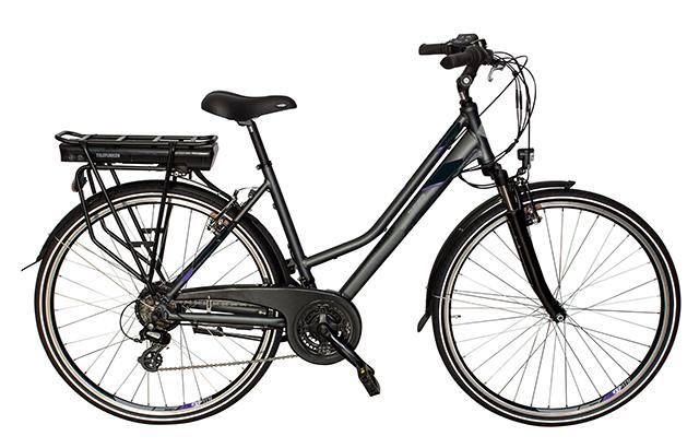 telefunken trekking e bike xt469 expedition alu damen. Black Bedroom Furniture Sets. Home Design Ideas