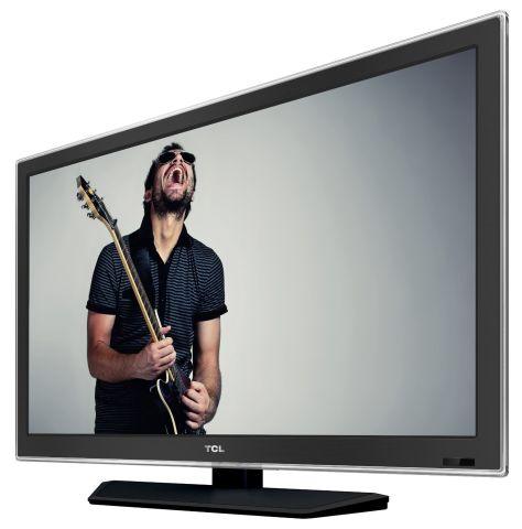 tcl l24e4103fr led fernseher tv 24 zoll 61 cm full hd dvb t c usb ci 100hz 12v ebay. Black Bedroom Furniture Sets. Home Design Ideas