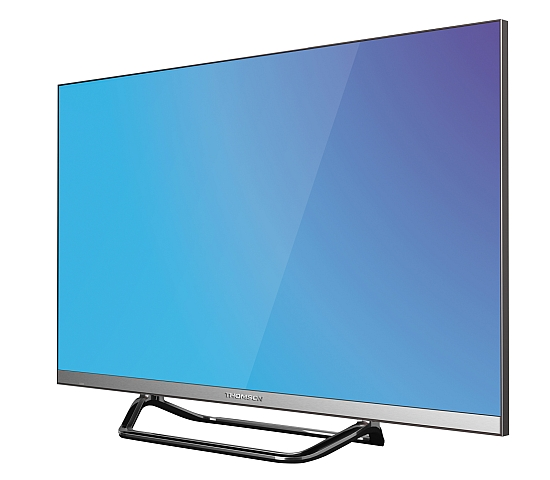 thomson 55fu8765 led fernseher 55 zoll tv full hd dvb c. Black Bedroom Furniture Sets. Home Design Ideas